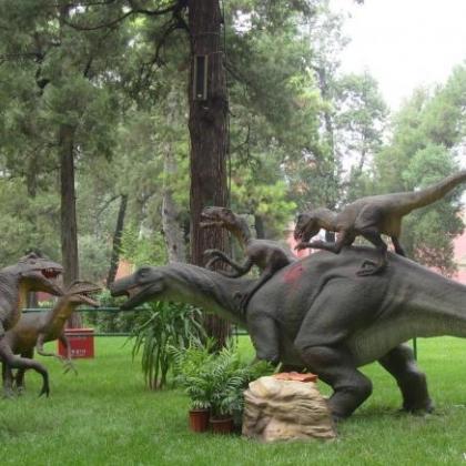 恐龙模型出租 仿真恐龙制作