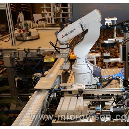 工业4.0机电一体化实训系统,实验室设备