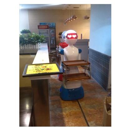 餐厅机器人,让顾客更热爱,更受欢迎。