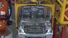 工业的魅力——德国BMW自动生产线