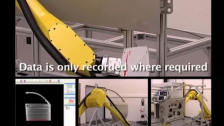Leica T-Scan工业机器人安装