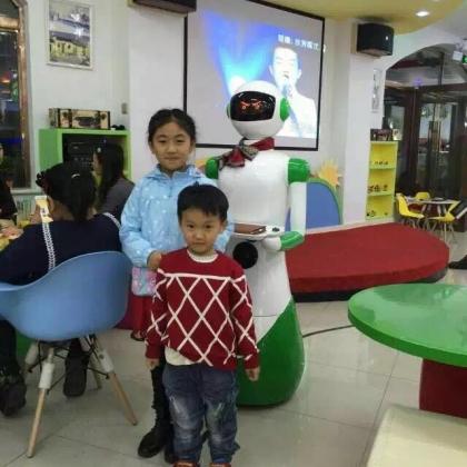 内蒙古机器人餐厅,迎宾+领位+送餐餐厅全方位服务厂家直销