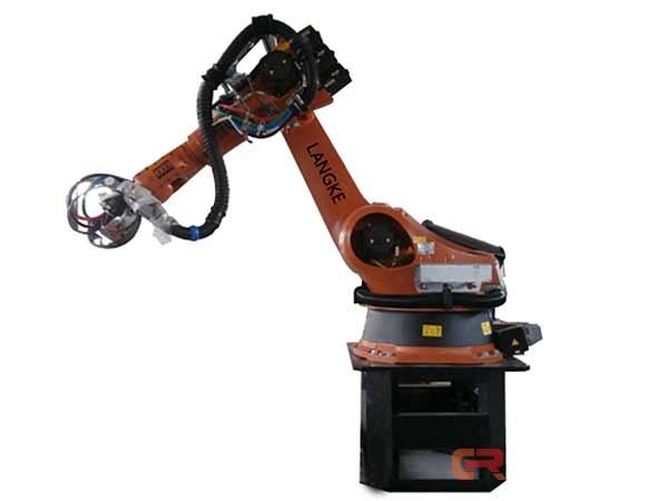 朗科喷涂机器人