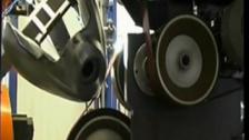 油箱焊缝打磨机器人