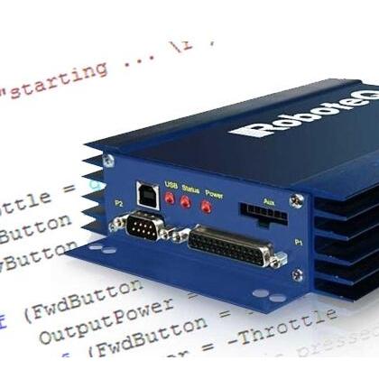 供应RoboteQ驱动器 伺服驱动系统 AGV驱动器