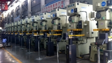 艾度冲压机器人自动化生产线,上下料机械手