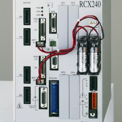 雅马哈电装工业机器人控制器
