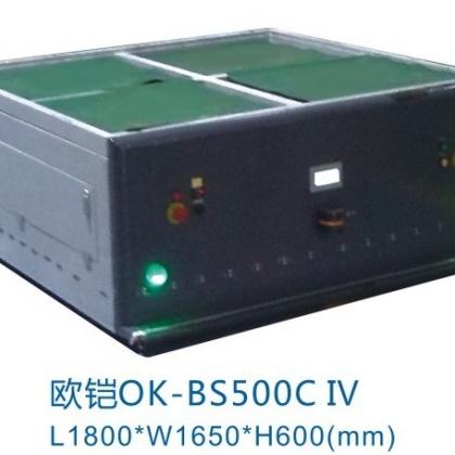 深圳AGV小车 欧铠背负式agv小车万向横移式AGV承载能力达1吨