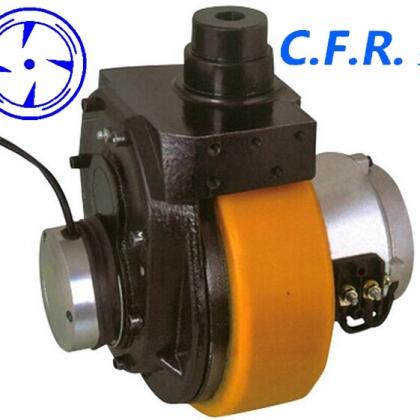 供应CFR驱动轮 标准规格AGV舵轮 电动叉车行走系配件
