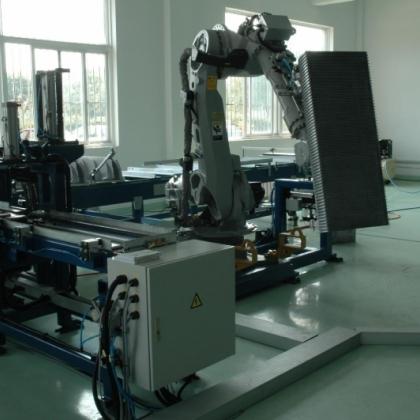 梯级打磨机器人