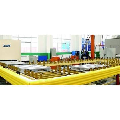 铝合金托盘生产线
