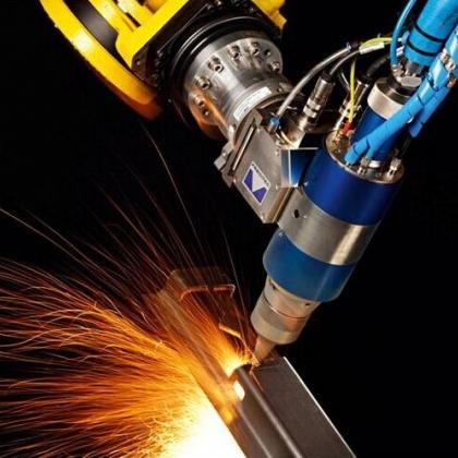 激光切割机器人焊接切割机器人自动切割机
