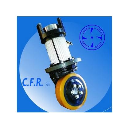 意大利CFR驱动轮-agv驱动轮-卧式舵轮-立式驱动轮-带转向舵轮