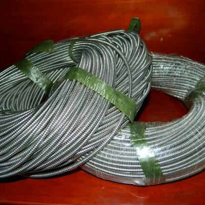 供应机器人线路保护毛细软管 内径3mm不锈钢软管批发