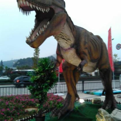 恐龙模型出租恐龙展览道具出租