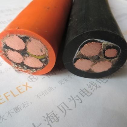 供应阻燃耐火卷筒电缆厂家