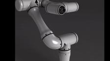 模块化机器人演示动画