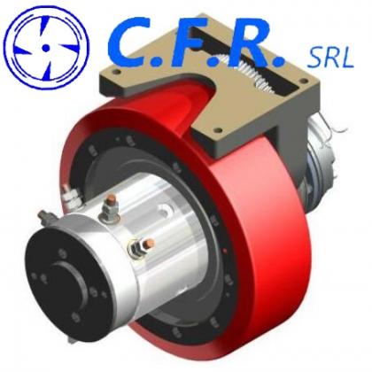 供应AGV舵轮 CFR驱动轮 卧式驱动轮 液压驱动