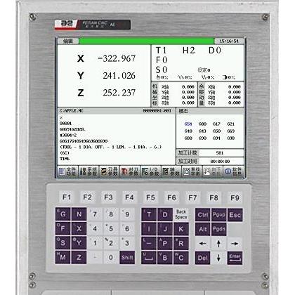 配天机器人_数控系统AE6019