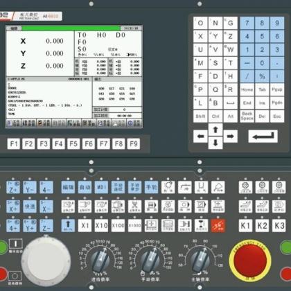 配天机器人_数控系统AE6031/AE6032