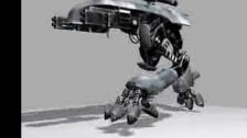 如此双足机器人,太有才了!