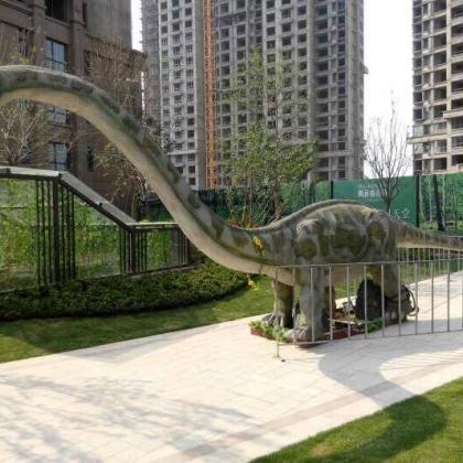 恐龙模型出租 仿真恐龙租赁