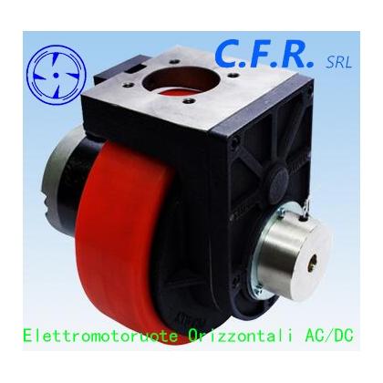 进口AGV驱动轮CFR电动驱动总成/电动叉车配件
