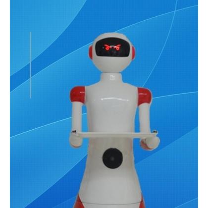 青岛火锅、KTV送餐机器人