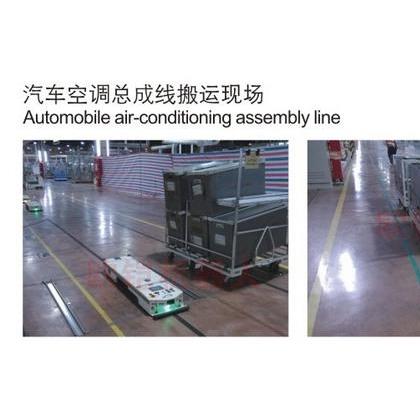 AGV厂家 欧铠超低型潜伏式AGV无人搬运车