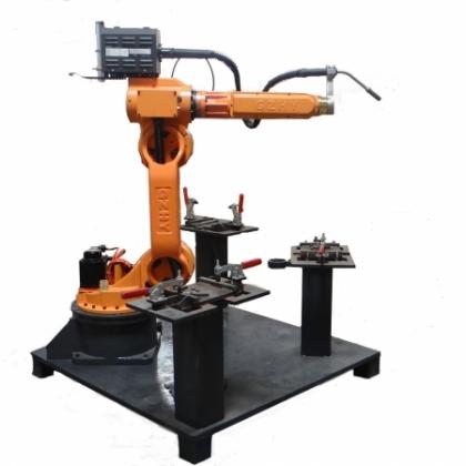 广东自动焊接机器人生产厂家 广州长仁专业生产工业焊接机器人