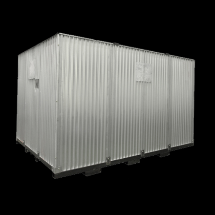 重型铁密箱