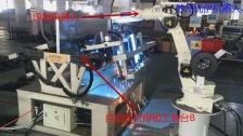 全自动旋转焊接工装台焊接机器人