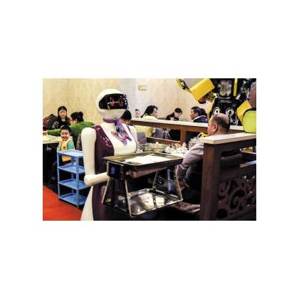 广州两家机器人餐厅倒闭引发的思索【欧铠机器人】
