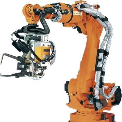 NACHI再制造全新工业机器人