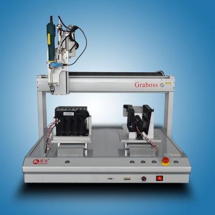 桌面型坐标式自动锁螺丝 螺丝装配机器人