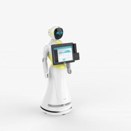 智能化餐厅服务机器人进步空间还很大!