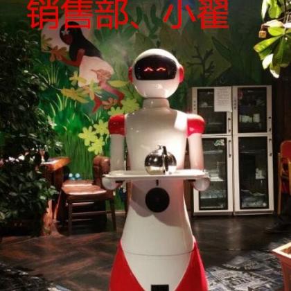 廊坊餐厅机器人,新奇,店内有特色,送餐+迎宾