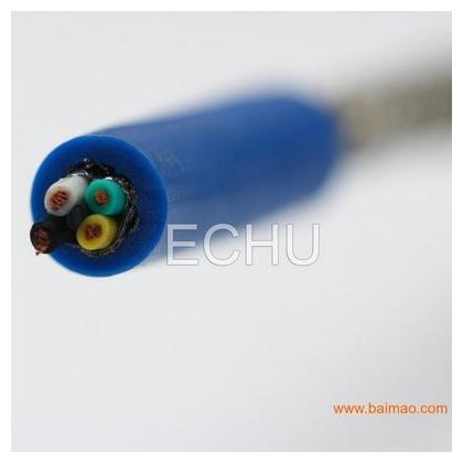 PUR拖链电缆 聚氨酯护套电缆