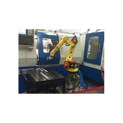 天津爱码信提供FANUC机床上下料机器人
