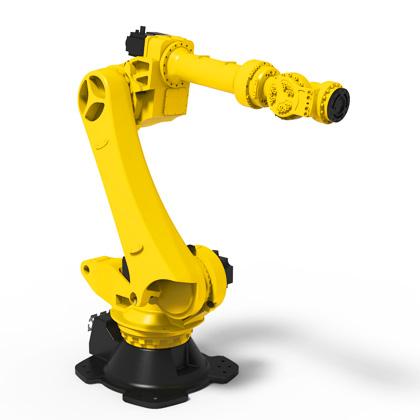 配天机器人AIR180P(180kg)六轴串行通用桌面型工业机器人