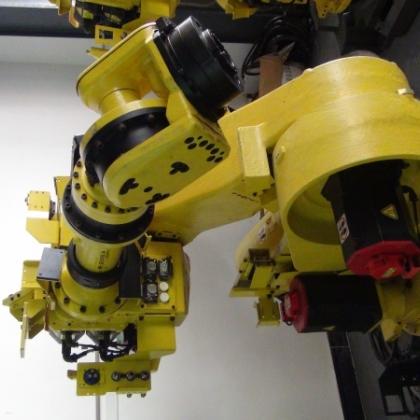 FANUC机器人,二手工业机器人,6轴机器人