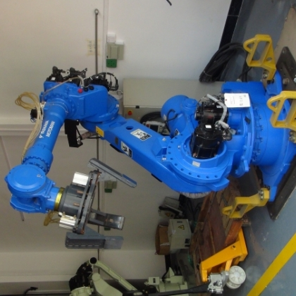165kg搬运机器人,二手工业机器人