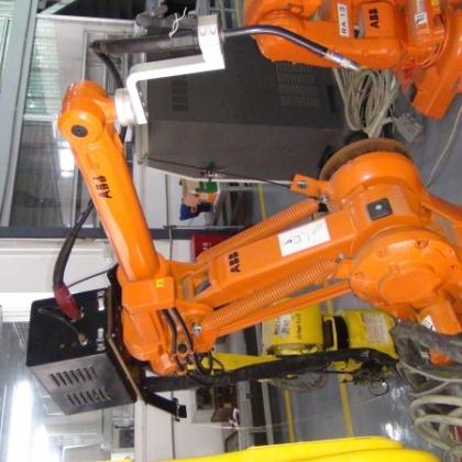ABB焊接机器人,二手机器人,工业机器人