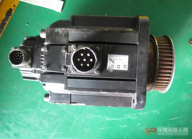 二手安川伺服电机SGMG-20AWBAB