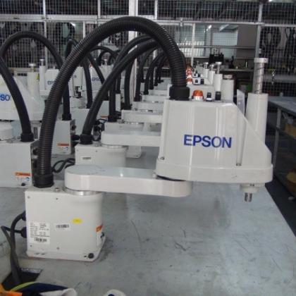 EPSON机器人,爱普生4轴机器人,二手机器人