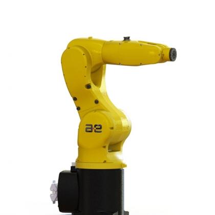六轴串行通用桌面型工业机器人
