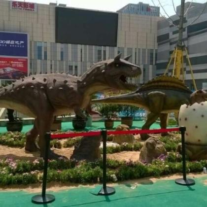 最火的活动道具仿真恐龙,最火的仿真恐龙出租公司徐州龙君展览,