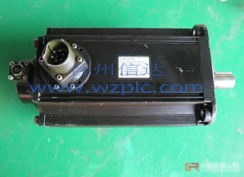 安川伺服电机SGMKS-13A5V-BK21-B 有包装