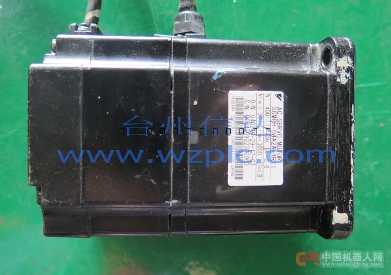 二手安川伺服电机SGMPH-04A2A-YR11/YR52
