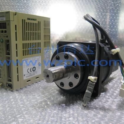二手安川伺服电机SGMPH-04AAAGB61 CP-25A-11-J602B-SP SGDM-04ADA